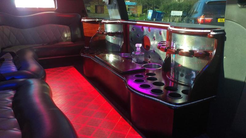 Range Rover Limo Hire 6