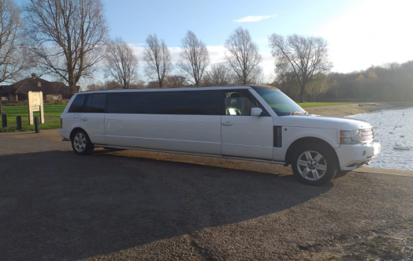 Range Rover Limo Hire 5