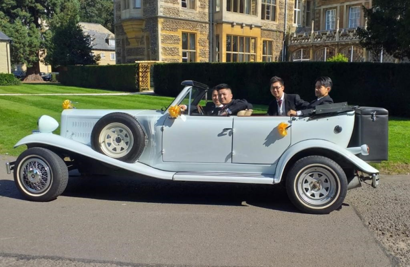 Beauford Classic Wedding Car Hire